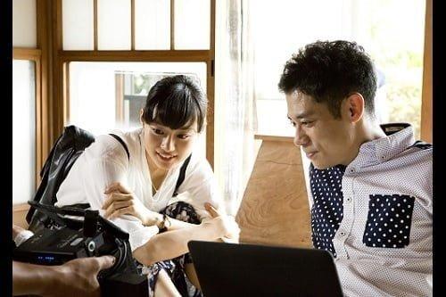 原作者・上田先生描き下ろし!映画『ピーチガール』イラストバージョンビジュアル完成!大絶賛のコメントも到着!
