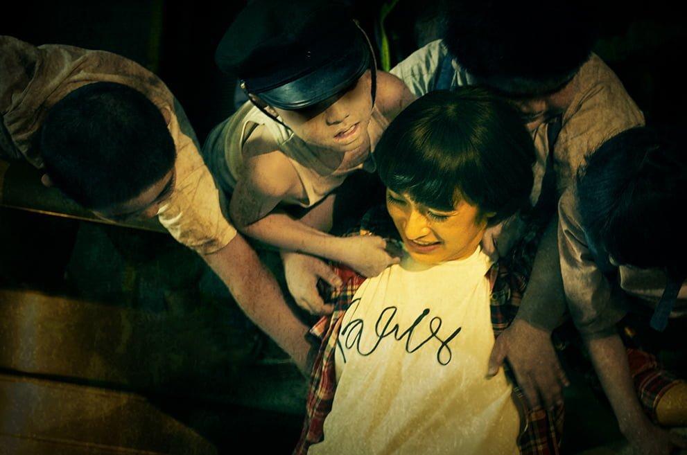 滝沢秀明×清水崇『こどもつかい』恐怖の本予告がついに解禁! 有岡大貴、門脇麦に7人のこどもの霊が迫りくる…!