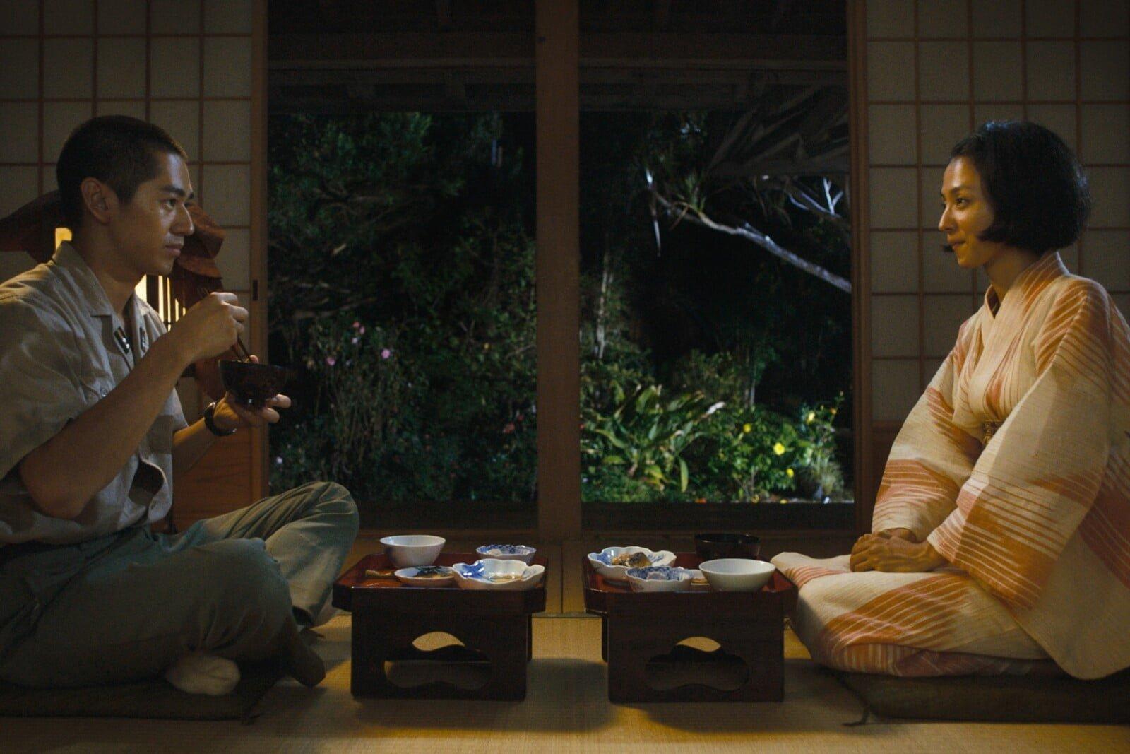 満島ひかり、4年ぶりの単独主演作『海辺の生と死』場面写真11点一挙解禁!
