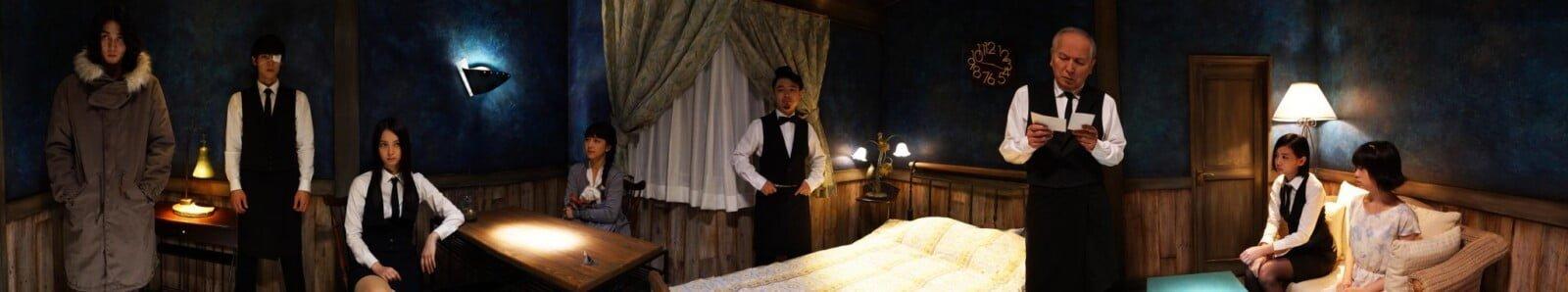 映画『東京喰種 トーキョーグール』第3弾キャスト発表!浜野謙太、佐々木希、栁俊太郎らが喫茶店「あんていく」メンバーに!