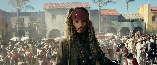 『パイレーツ・オブ・カリビアン/最後の海賊』世界公開直前!ジャック・スパロウが世界をジャック!!