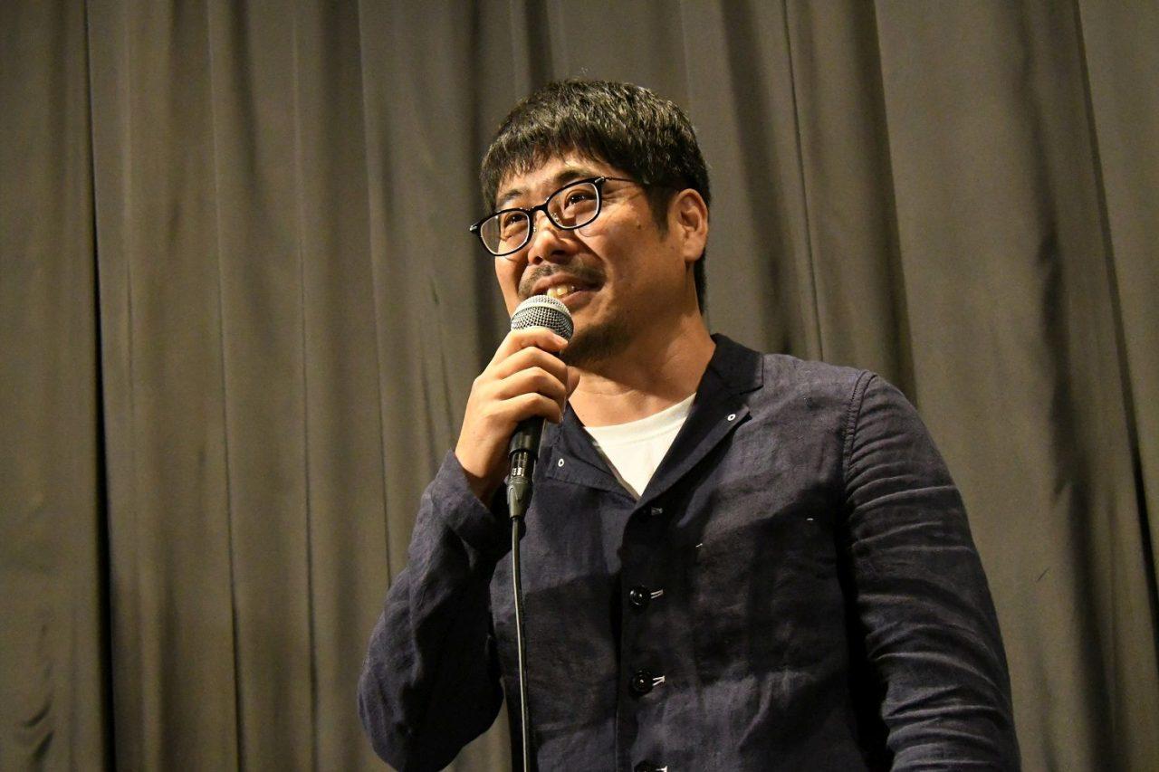 綾野剛×村上虹郎×熊切監督、男同士で語る映画に込めた熱い思い!『武曲 MUKOKU』初日舞台挨拶!
