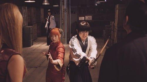映画『銀魂』ついに物語の全貌が明らかに!怒涛のアクション!初公開映像満載★予告(コメディです)解禁!