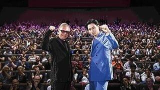 山﨑賢人、満員の観客からのスタンディングオベーションに感動!映画『ジョジョ』ワールドプレミア開催で世界初お披露目!