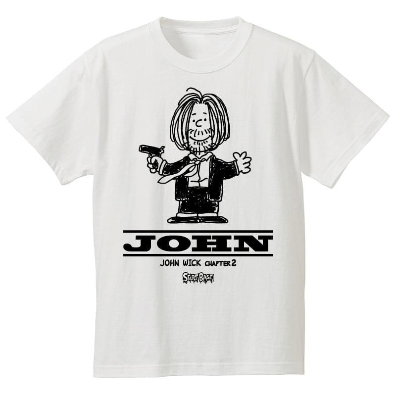 【プレゼント】キアヌ・リーブス主演『ジョン・ウィック:チャプター2』SECRET BASE超コラボ ジョンTシャツを【2名様】にプレゼント!