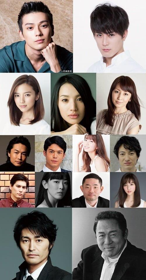 主演・松坂桃李、映画『不能犯』新田真剣佑ほか、全キャスト情報解禁!