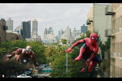 【映画動員ランキング】全米で話題の『スパイダーマン:ホームカミング』遂に公開!今週1位を獲得したのは…?(8/12~8/13)