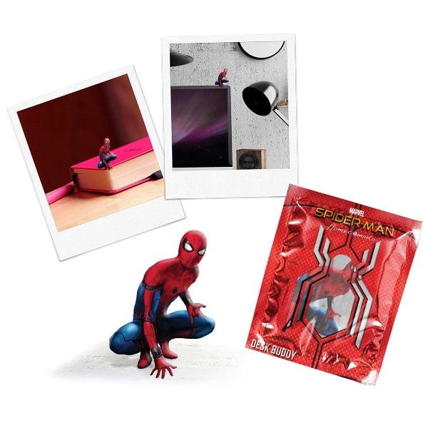 【プレゼント】映画大ヒット公開記念!『スパイダーマン:ホームカミング』デスクバディを【10名様】にプレゼント!