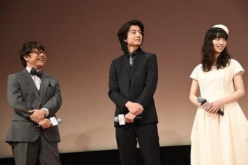 生田斗真「広瀬すず史上最強に可愛い」とベタ褒め♡『先生! 、、、好きになってもいいですか?』完成披露試写会レポート