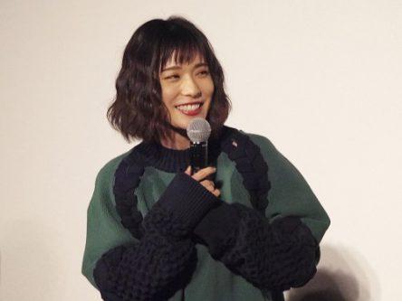 松岡茉優「女子なら全員ヨシカ的要素はもっているはず!」映画『勝手にふるえてろ』特別上映イベント☆