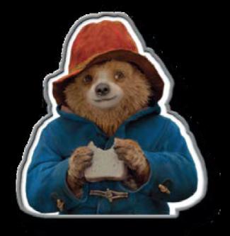 【プレゼント】最も紳士なクマが帰ってくる!映画『パディントン2』オリジナルバッジを【2名様】にプレゼント!