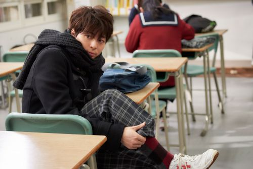『プリンシパル~恋する私はヒロインですか?~』 (C)2018映画「プリンシパル」製作委員会(C)いくえみ綾/集英社