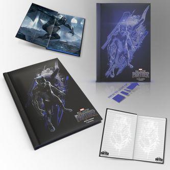 【プレゼント】国王とヒーロー、2つの顔を持つ新ヒーローが誕生!映画『ブラックパンサー』特製ノートを【3名様】にプレゼント!