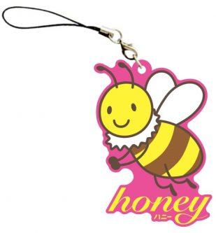 【プレゼント】はじめての恋は、甘くてせつない― 映画『honey』鬼キュン♡honeyさんのストラップを【5名様】にプレゼント!