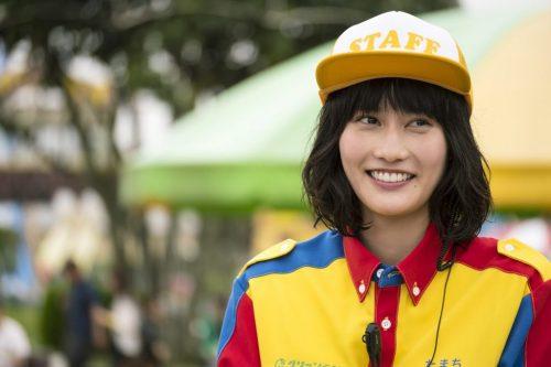 夢と笑顔を与える優しい遊園地クルーに!映画『オズランド』熊本県出身の橋本愛が地元遊園地を舞台にした映画に凱旋出演!