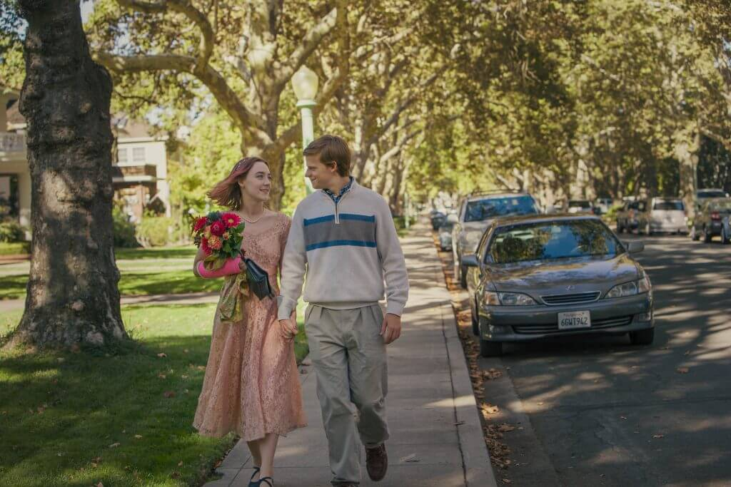 映画『レディ・バード』-痛々しいけれど、それでも輝いていた思い出と対面する一作
