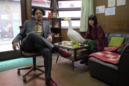 池田エライザ、オダギリジョーと共に新たな事故物件にお引越し!映画『ルームロンダリング』本編映像解禁!