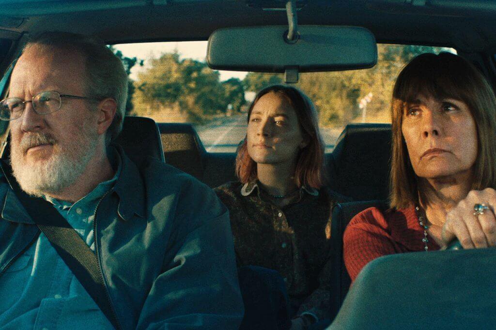 母娘がわだかまりを抱えたまま離れる名場面の撮影風景ー映画『レディ・バード』メイキング映像公開