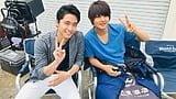 映画『青夏 きみに恋した30日』佐藤寛太の友情出演が発表に!佐野×佐藤の仲良しオフショットも♡