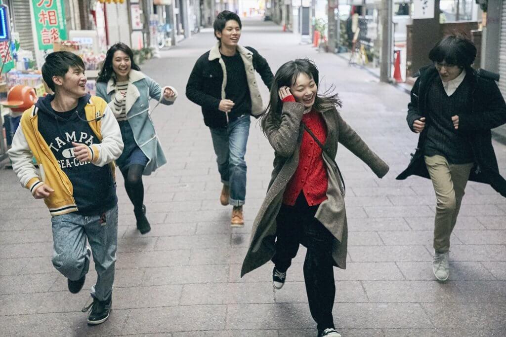 新宿のど真ん中にキャストと[ALEXANDROS]が集結!暑さに負けず大盛り上がりのイベントに!映画『BLEACH』BLEACHフェス