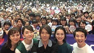 チーム「コード・ブルー」、約4200人とともに初のファンミーティングを実施!映画『劇場版 コード・ブルー ‐ドクターヘリ緊急救命‐』真夏の日本縦断ツアー
