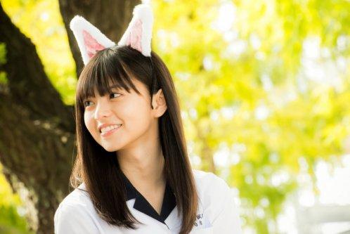 猫耳をつけた齋藤飛鳥が可愛すぎる~!!映画『あの頃、君を追いかけた』場面写真解禁!!