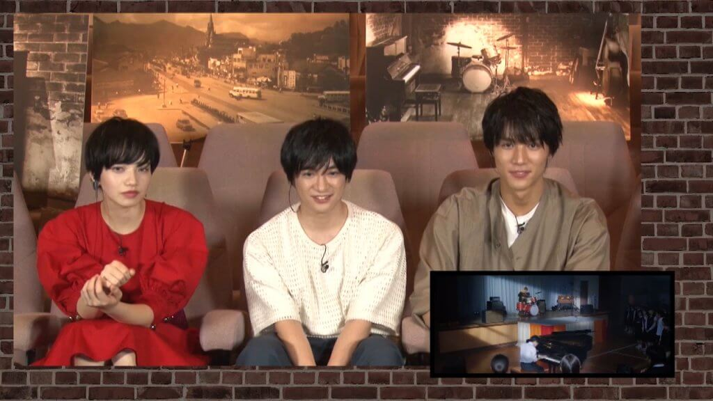 キャストが思い出のシーンを振り返る!映画『坂道のアポロン』Blu-ray&DVD豪華版に収録されるビジュアル・コメンタリーの一部映像を特別公開!
