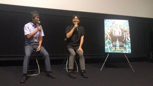 今だから言える制作の裏側トークも!映画『空飛ぶタイヤ』本木克英監督と矢島孝プロデューサによるスペシャルティーチイン!