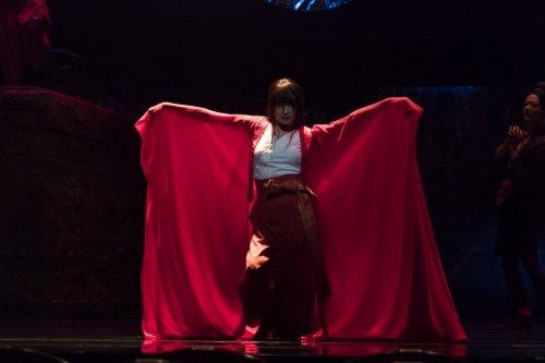 土屋太鳳、妖艶な舞を披露!辻本知彦と三度目のタッグ&絶賛コメントも到着!映画『累 -かさね-』ダンスシーン解禁!
