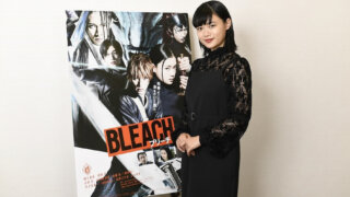 福士蒼汰をはじめ、キャストとの共演を振り返る!映画『BLEACH』杉咲花のインタビュー映像公開!