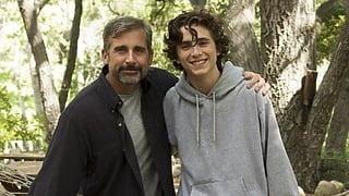 助演男優賞受賞のティモシー、壇上で見せたアーミー・ハマーとのハグに会場熱狂『Beautiful Boy 』ハリウッド映画賞でW受賞