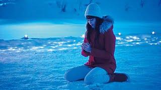 美しく幻想的な銀世界に包まれた二人にうっとり♡映画『雪の華』冬フィンランドメイキング入り特別映像解禁