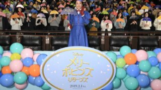 """【動画あり】浅田真央が最低5回は見てほしい、自身プロデュースの""""魔法のエキシビション""""!『メリー・ポピンズ リターンズ』前夜祭イベントレポート"""