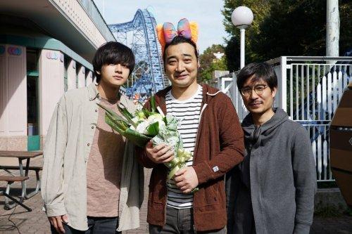 北村、ジャンポケ・斉藤とおそろいオーダー!?映画『君は月夜に光り輝く』追加キャスト発表