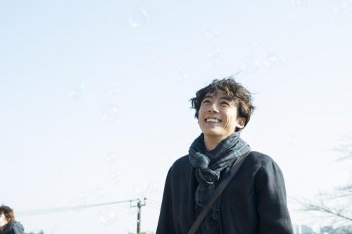 高橋一生&川口春奈のお茶目な姿が満載!映画『九月の恋と出会うまで』メイキング写真解禁