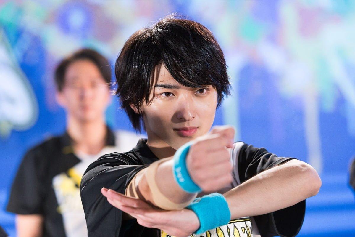 キュートな笑顔と真剣な眼差しのギャップにドキドキ♡映画『チア男子!!』横浜流星の場面写真一挙解禁!