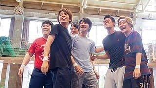 """一足早く""""熱""""を体感せよ!映画『チア男子!!』撮影までの3か月を追いかけた特番放送&期間限定配信決定"""