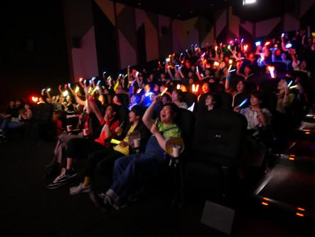中尾&浅香提案の企画が実現!映画『チア男子!!』応援上映&劇場生コメンタリー上映イベントレポート