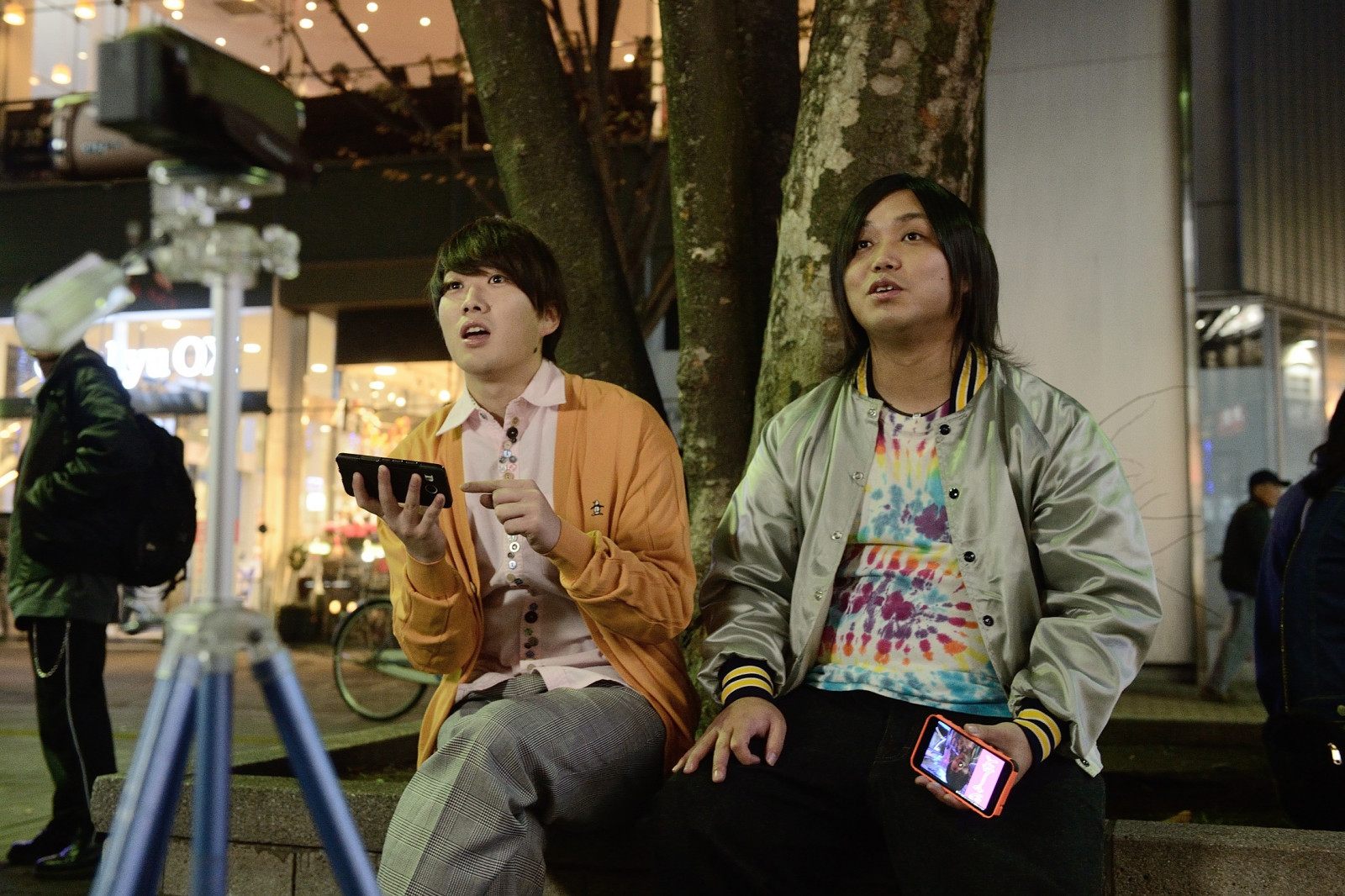 呪いの動画とどう関わる?!超人気YouTuber水溜りボンドが映画『貞子』に参戦!同時に場面写真も解禁