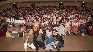 佐野勇斗&森永悠希のサプライズ登場に大盛り上がり!映画『小さな恋のうた』一般試写会レポート