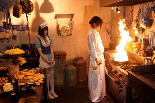 生きるか死ぬか、究極の2択を迫る!映画『Diner ダイナー』ボンベロのキャラクター動画解禁