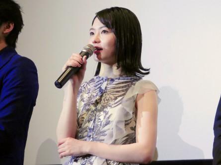 講師からの感謝と労いに、キャスト陣思わず涙!映画『小さな恋のうた』公開記念舞台挨拶レポート