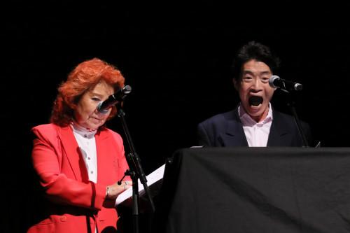 野沢雅子&島田敏『ドラゴンボール』史上初の生アフレコにファン歓喜!映画『ドラゴンボール超 ブロリー』ブルーレイ&DVDリリース記念トークショーレポート