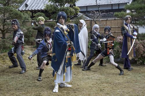 刀剣男子が3グループに分かれて盛り上がる!『映画刀剣乱舞-継承-』ダイジェストビジュアルコメンタリー一部公開