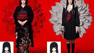 怖いほど美しい圧倒的ビジュアル!映画『地獄少女』キャラクタービジュアル解禁!