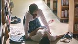 衝撃のモザイク映像解禁!映画『惡の華』ブルマ姿にされた伊藤が玉城の強烈な罵倒に悶える!?
