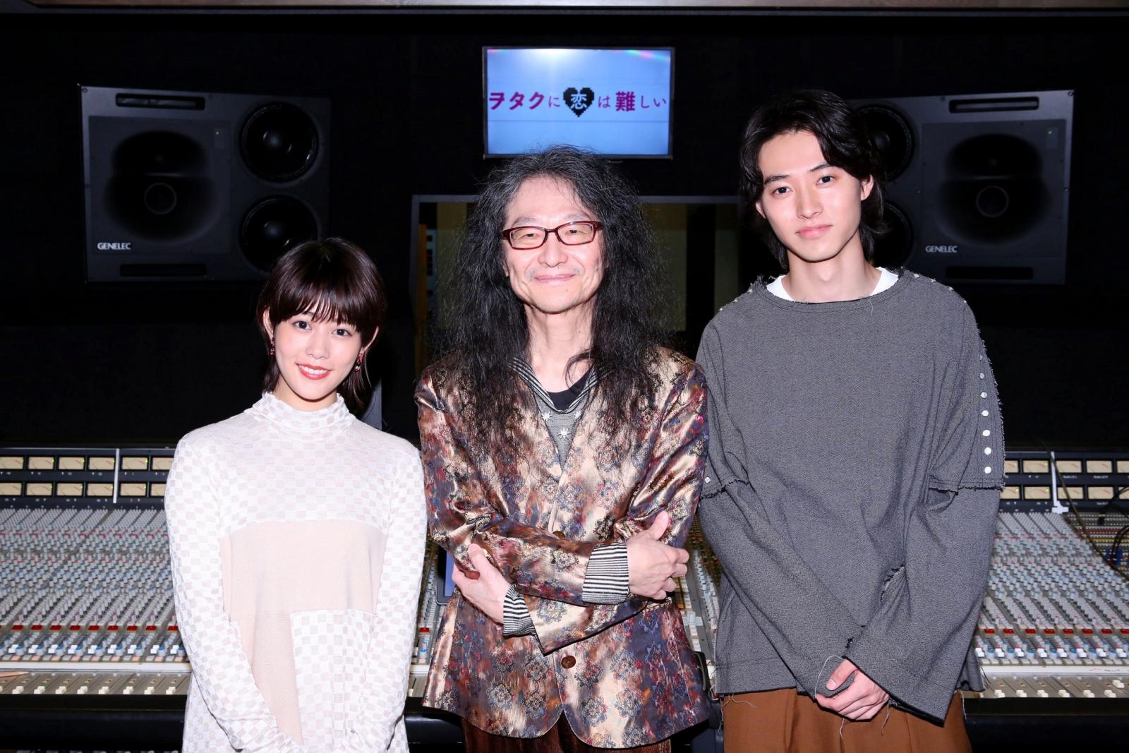 【ヲタ恋】音楽情報出し用 3ショット
