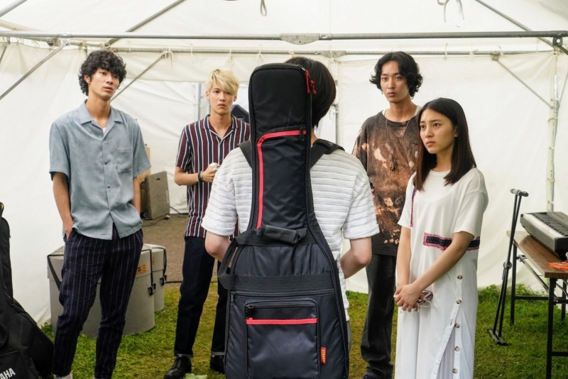 『サヨナラまでの30分』より新田真剣佑&北村匠海ら勢揃いの場面写真一挙公開!