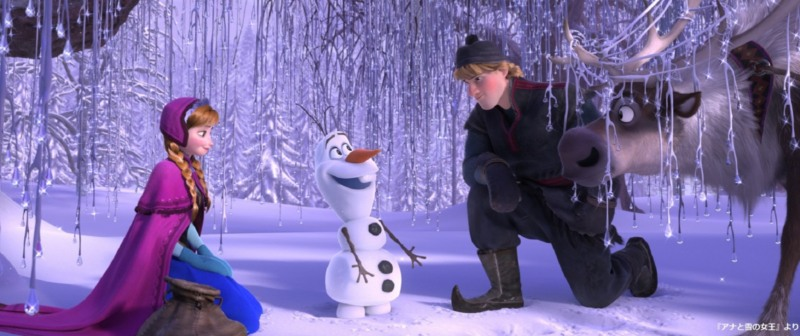 『アナと雪の女王(アナ雪)』一の愛されキャラ♡オラフの魅力を総復習