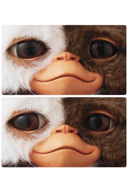グレムリン35周年でギズモがSNSで人気の小動物たちとコラボ!パネル展開催&巨大ギズモも登場@大阪・梅田